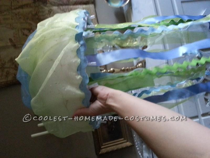 Easy Homemade Jellyfish Costumes - 2