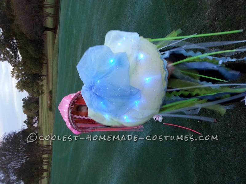 Easy Homemade Jellyfish Costumes - 1