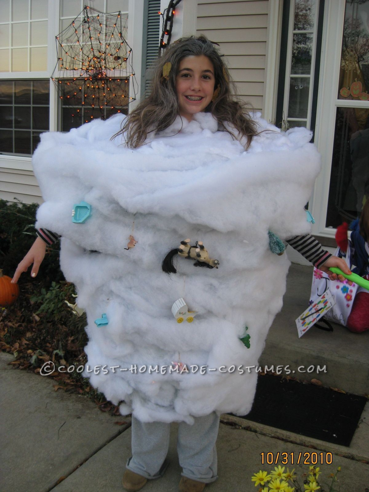 For All Shapes and Sizes Tornado Costume
