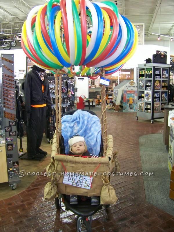 Hot Air Balloon Costume