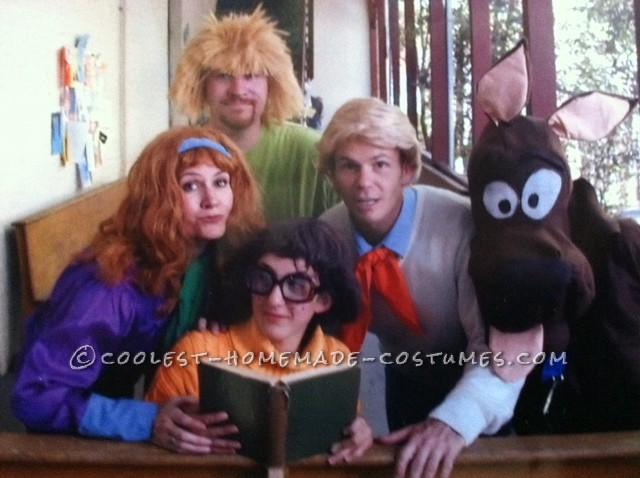 Scooby Doo Bunch