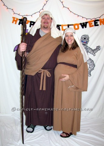 Coolest Homemade Biblical Costumes