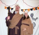 Homemade Mary and Joseph Couple Costume