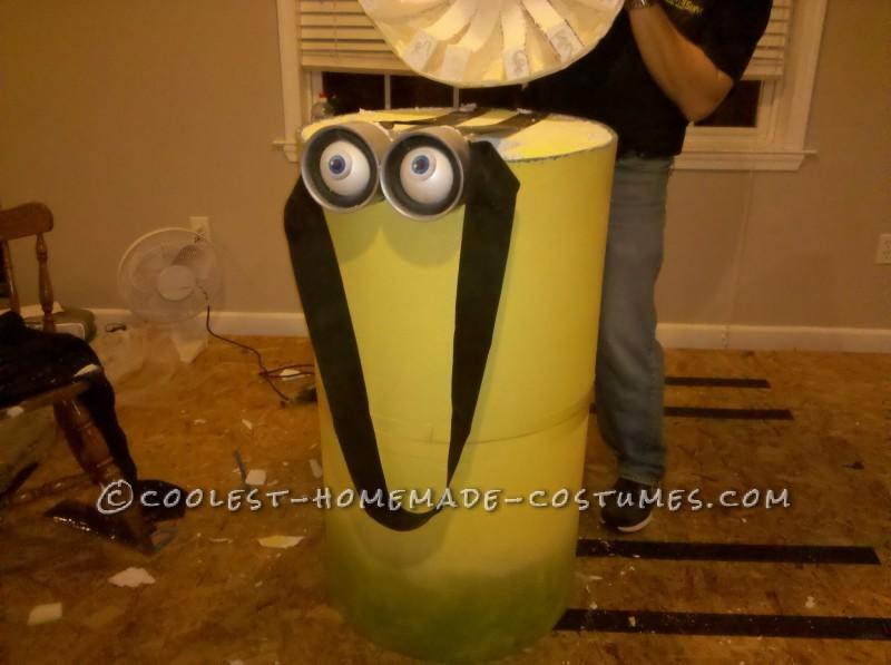 Cool Homemade Minion Costume - 6
