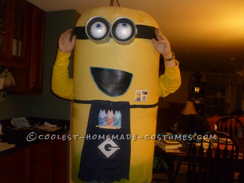 Cool Homemade Minion Costume