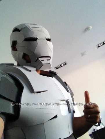 Homemade Iron Men Costumes from Down Under