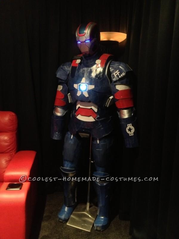 Iron Patriot Variant