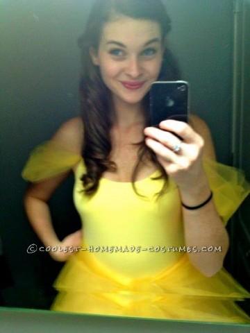 Coolest Homemade Belle Costume