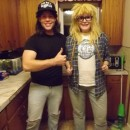 Best Wayne and Garth Costume for a Couple