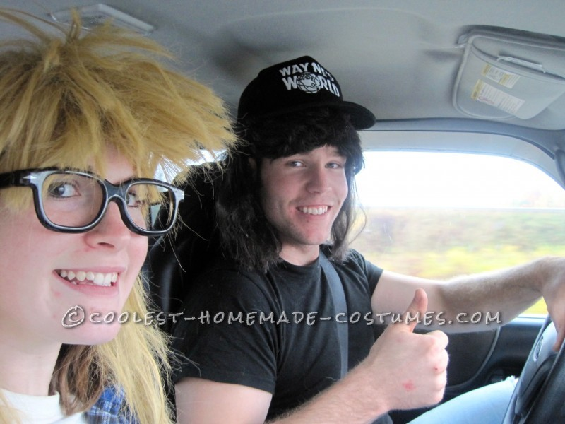 Best Wayne and Garth Costume for a Couple - 1