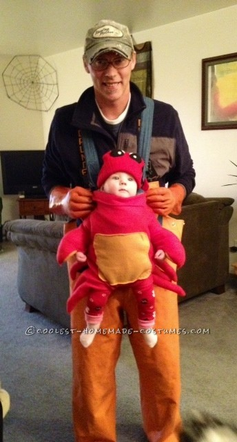 Coolest Father/Daughter Duo Halloween Costume