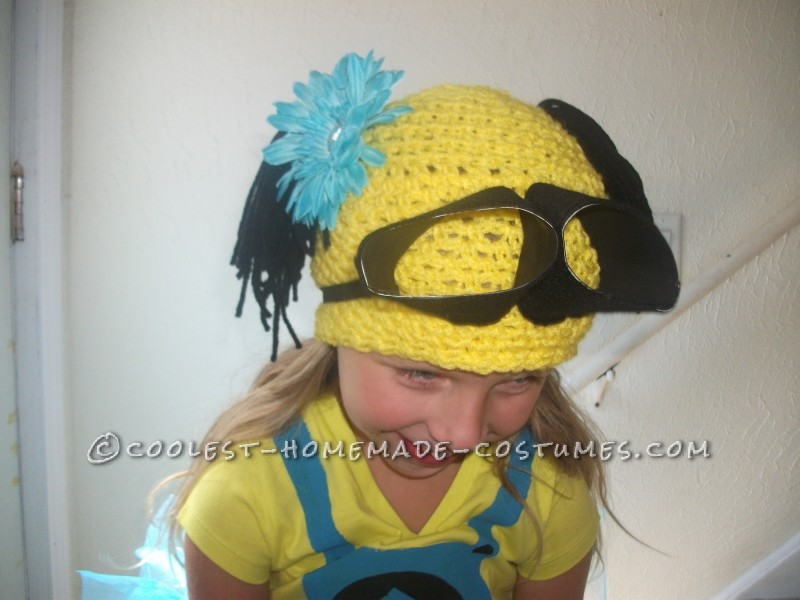 Cool Despicable Me Girly Minion Costume