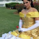 Handmade Beauty and the Beast Belle from Fantasmic