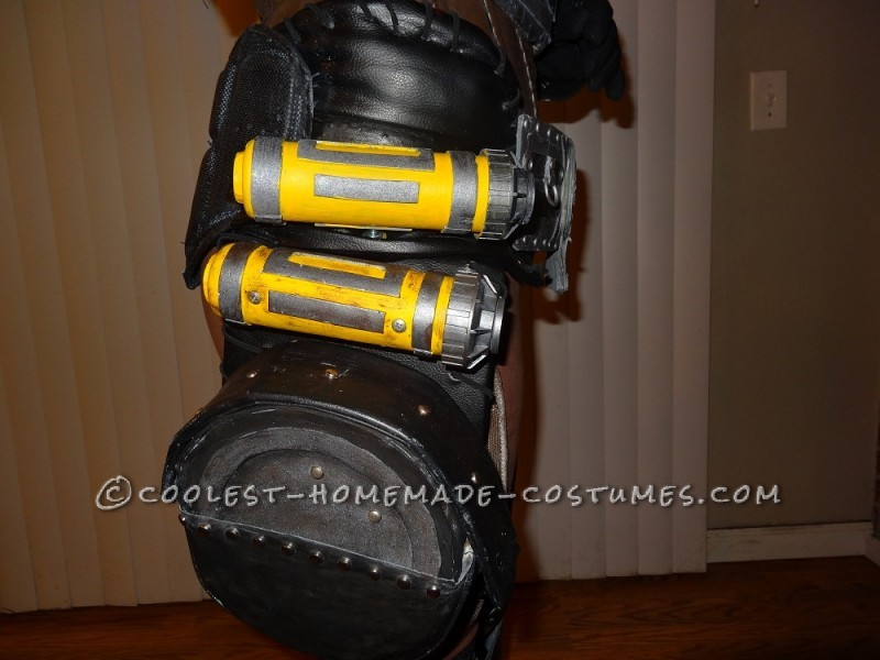 Anya Stroud Gears of War 3 Costume Belt