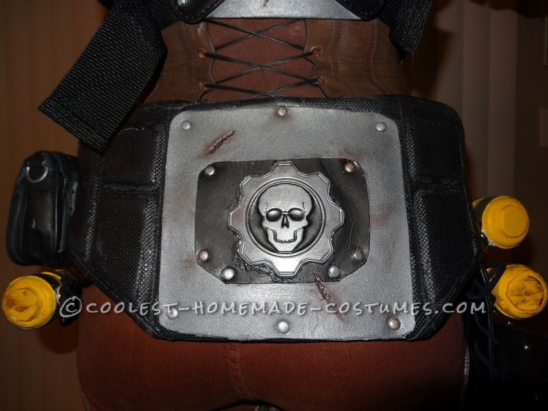 Anya Stroud Gears of War 3 Costume Tool Belt
