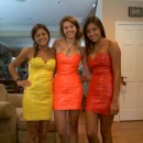 Duct Tape Hot Sauce Girls Group Costume