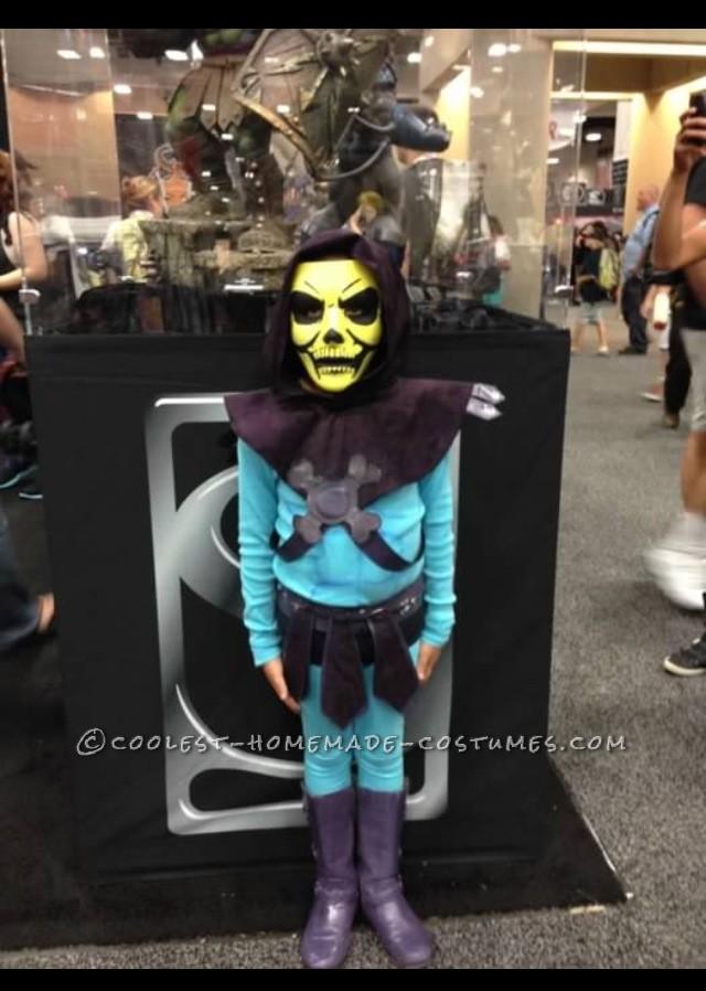 Skeletor at Comic Con