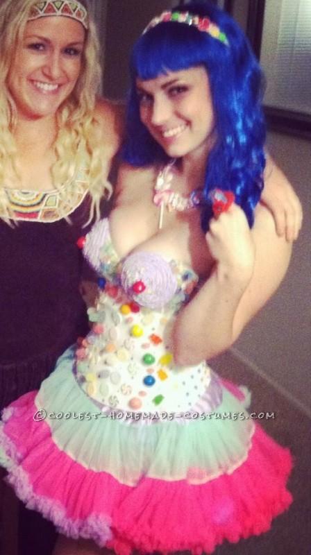 Sexy DIY Katy Perry Costume