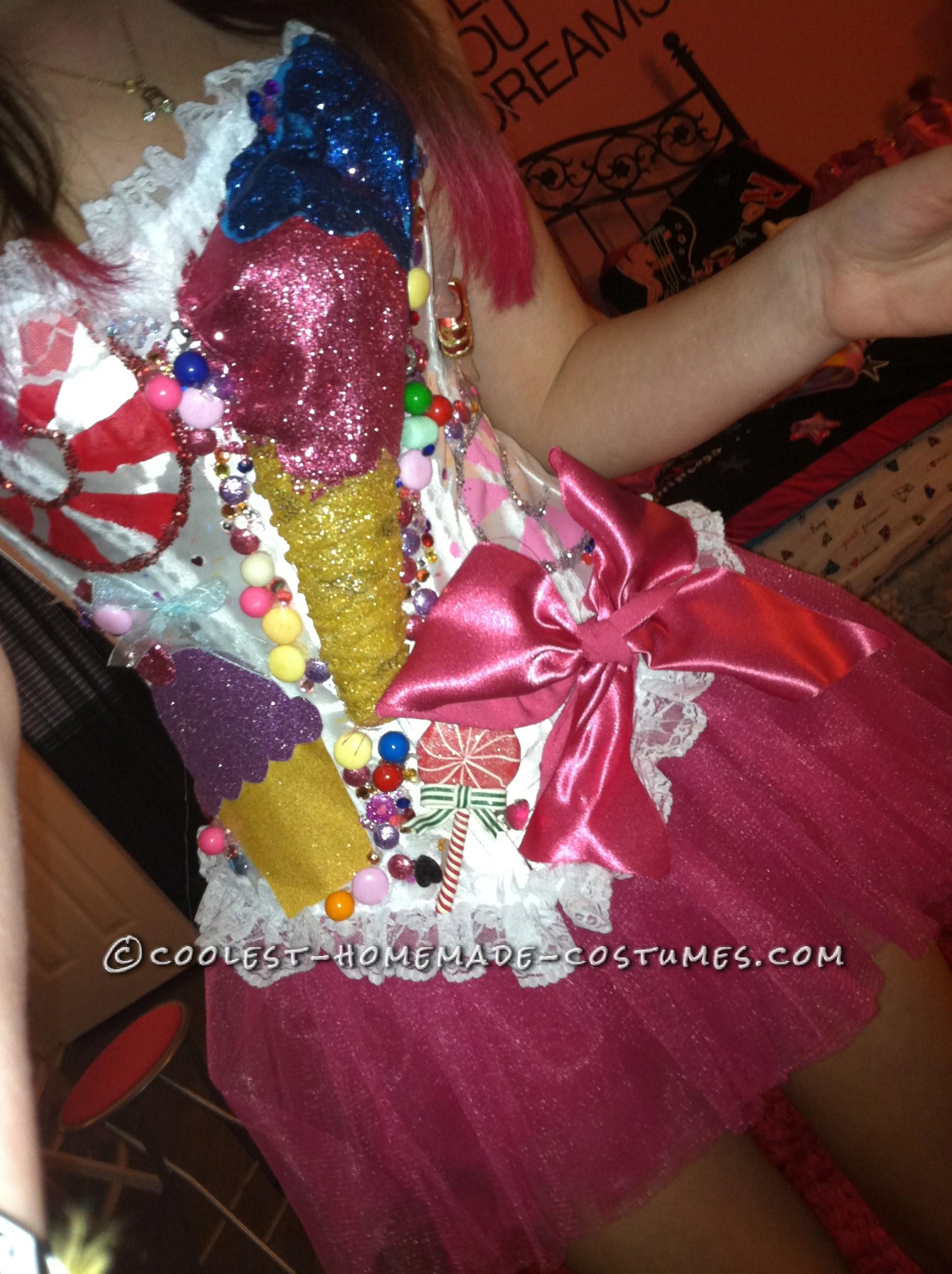Sexy Homemade Costume: Katy Perry California Girl