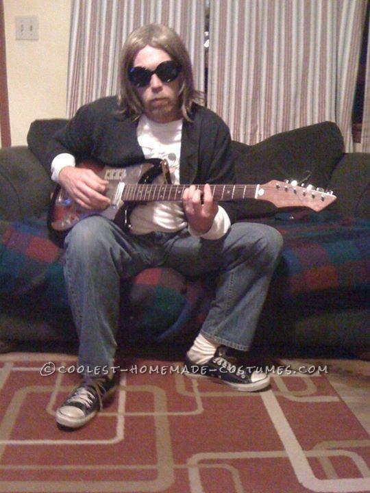Kurt Cobain and Courtney Love DIY Couples Costume