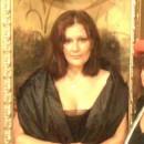 Easy Mona Lisa Costume Idea