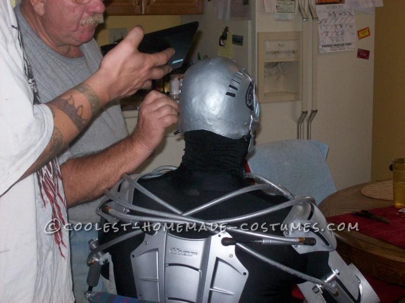 2013 T-600 Terminator Costume