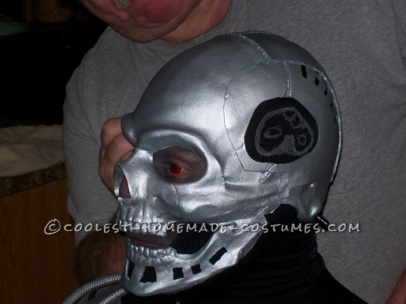 2013 T-600 Terminator Costume - 2