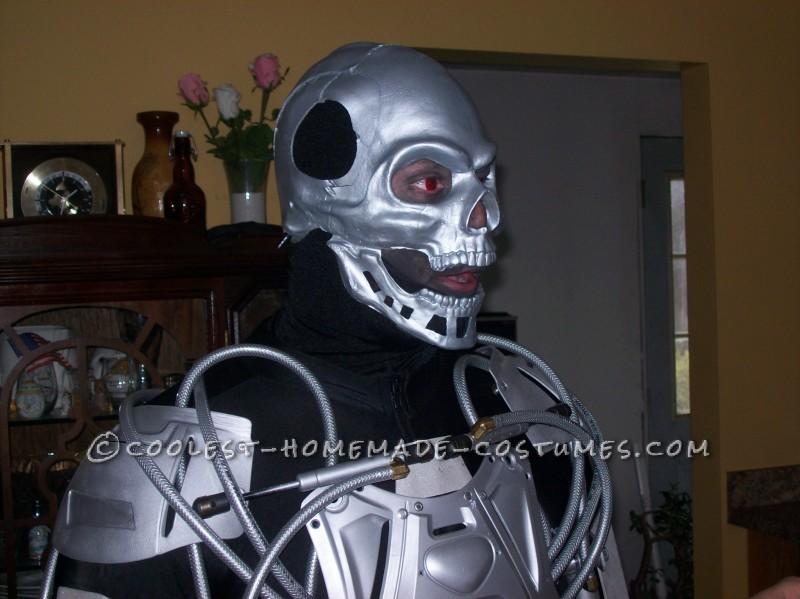 2013 T-600 Terminator Costume - 3