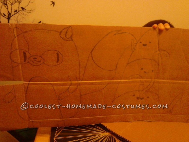 Ultimate Adventure Time Homemade Halloween Family Costume - 35