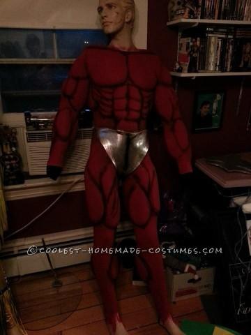 Coolest Homemade Power Rangers Costume: All Hail Lord Zedd!