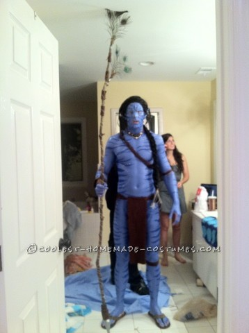 Coolest Homemade Avatar Costume