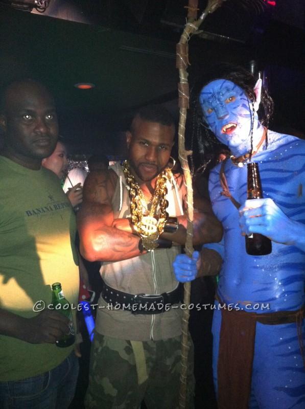 Coolest Homemade Avatar Costume - 4