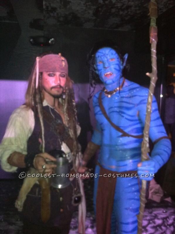 Coolest Homemade Avatar Costume - 5