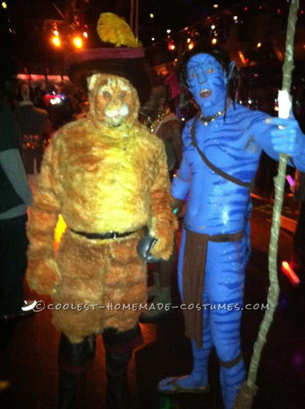 Coolest Homemade Avatar Costume - 6