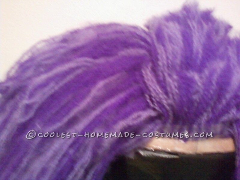 Awesome Homemade Purple Minion Costume - 4