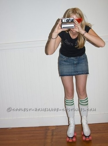 Awesome Last-Minute Costume that Won Me a Contest: Roller Girl from Boogie Nights