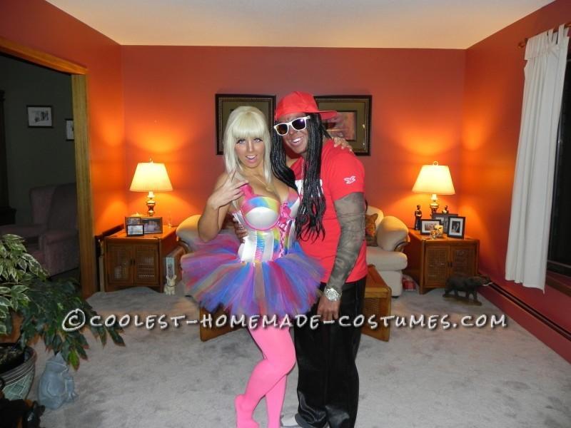 Start of the night, Nicki Minaj & Lil Wayne