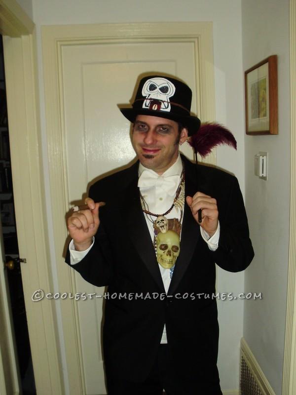 Baron Samedi (Baron Saturday) Costume