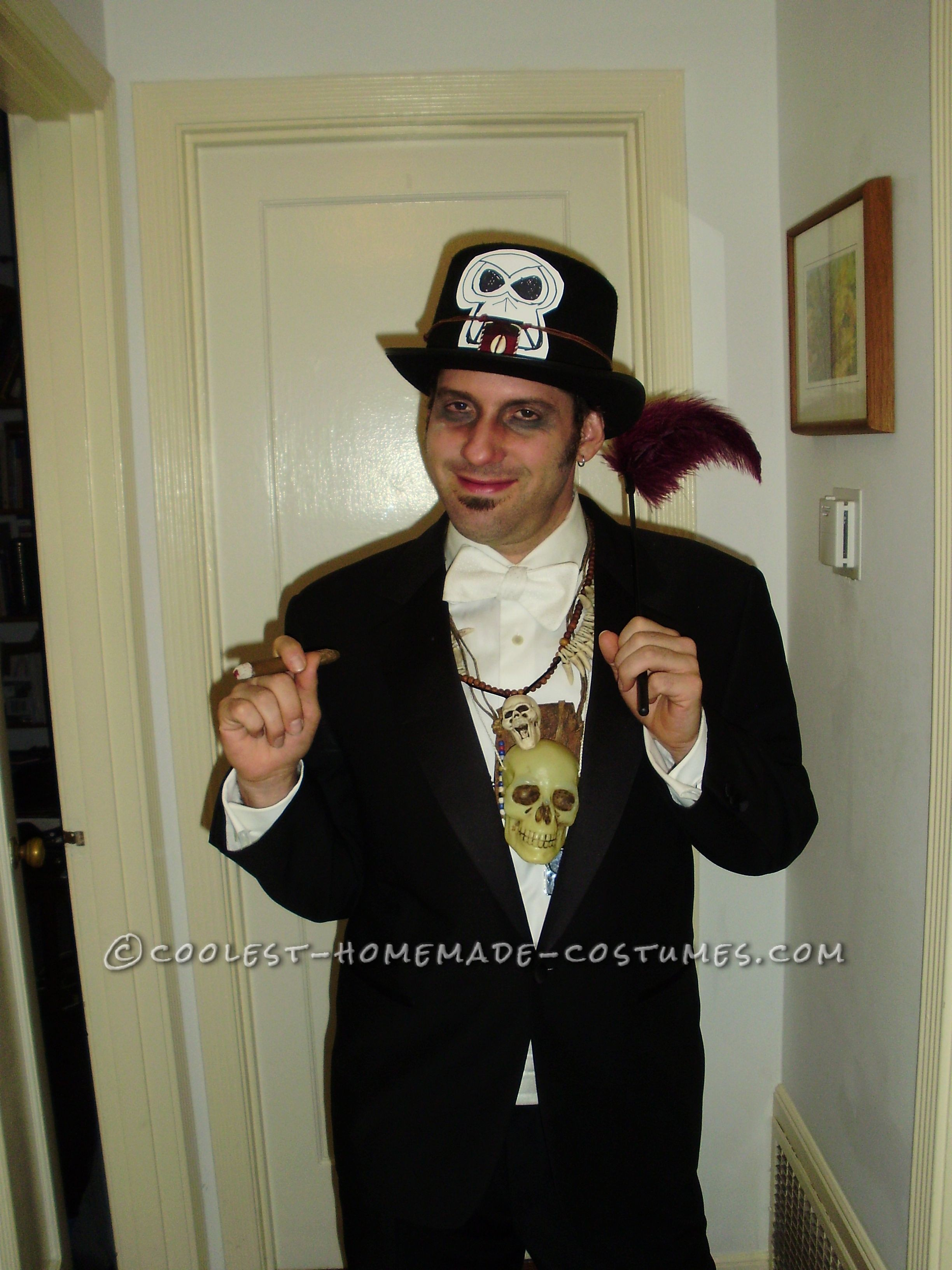 Baron Samedi (Baron Saturday) Costume