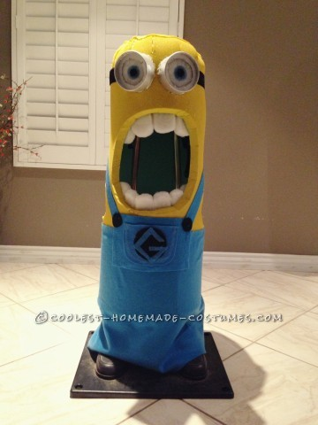 Best DIY Minion Costume Ever!