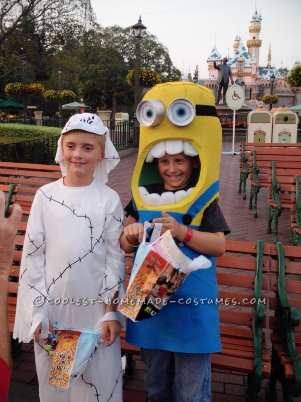 My minion at Disneyland