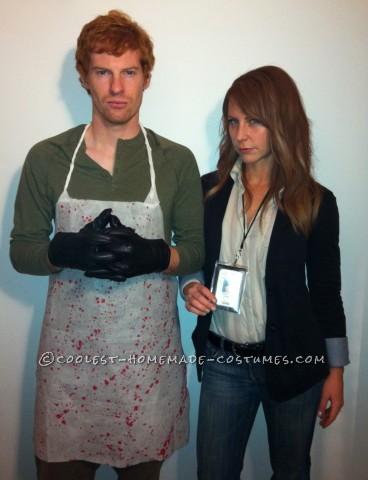Best Homemade Dexter Couple Costume