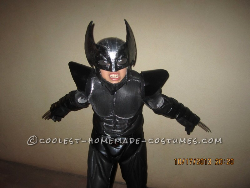 Best Homemade Wolverine X-Force Costume Ever!