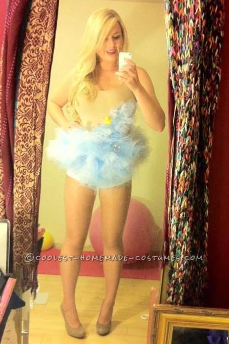 "Sexy ""Bubble Trouble"" Costume Idea for a Woman - 2"