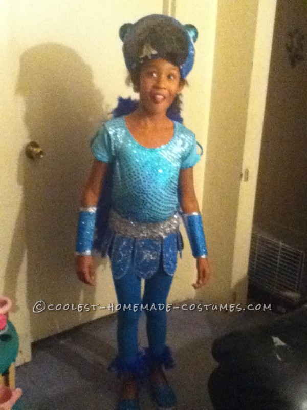 jewel costume ready for carnival Rio style