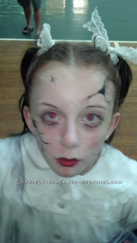 demon doll ready to kill