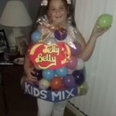 Easy Costume Fun For All Ages: Jelly Belly Jelly Beans Bag Costume
