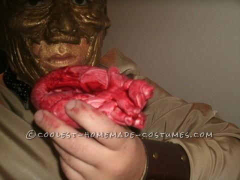 Coolest Handmade Goro Costume from Mortal Kombat