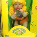 Cutest Cabbage Patch Doll for a Baby in a Stroller Costume
