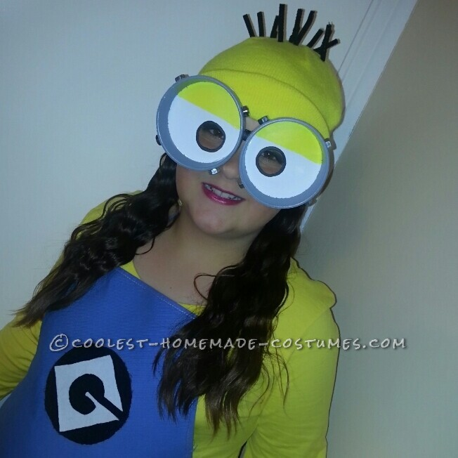 Cutest and Easiest Homemade Minion Costume for All Ages - 3